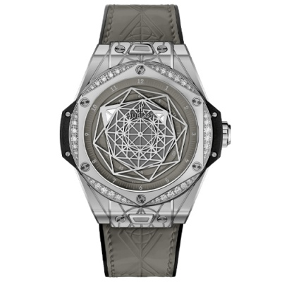 Hublot Big Bang One Click Sang Bleu 465.SS.7047.VR.1204