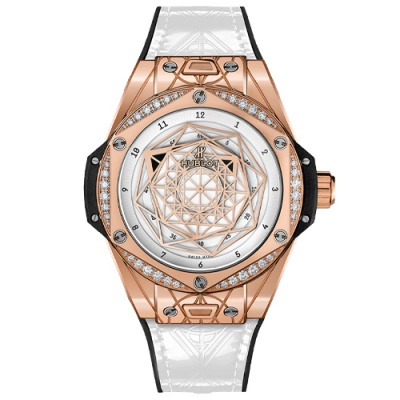 Hublot Big Bang One Click Sang Bleu 465.OS.2028.VR.1204