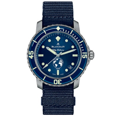 Blancpain Fifty Fathoms Ocean Commitment III 5008-11B40-NAOA