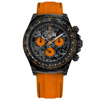 Rolex Cosmograph Daytona Carbon Orange