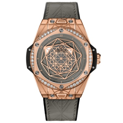 Hublot Big Bang One Click Sang Bleu 465.OS.7048.VR.1204