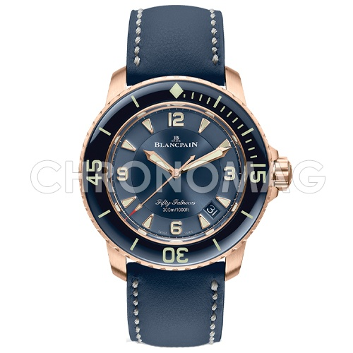 Blancpain Fifty Fathoms 5015-3603C-63B